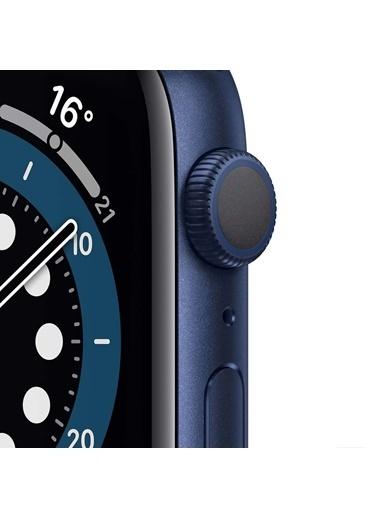 Apple Seri 6 44 Mm Mavi Mavi